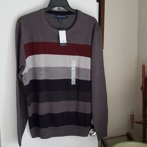 NWT U.S Polo Assn. Sweater Size XL